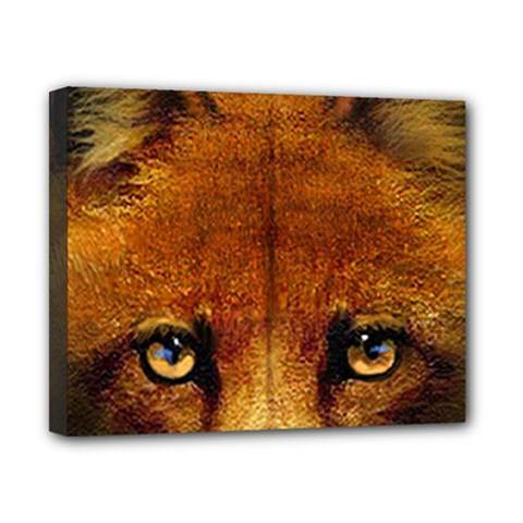 Fox Canvas 10  X 8