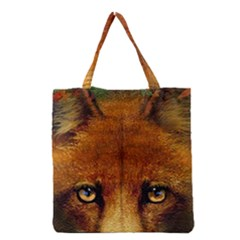 Fox Grocery Tote Bag