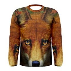 Fox Men s Long Sleeve Tee