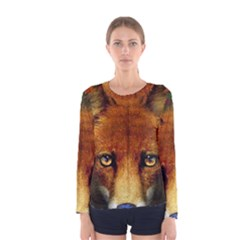Fox Women s Long Sleeve Tee