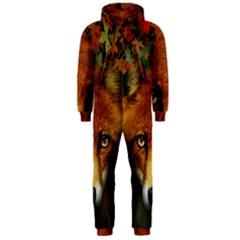 Fox Hooded Jumpsuit (Men)