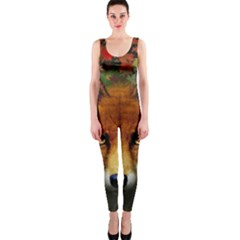Fox OnePiece Catsuit