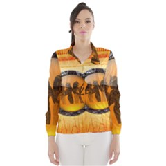 Maps Egypt Wind Breaker (women)