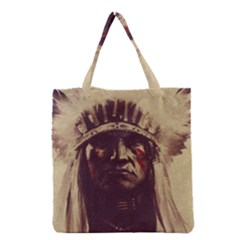Indian Grocery Tote Bag