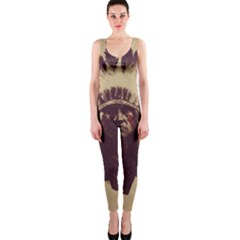 Indian OnePiece Catsuit