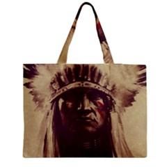 Indian Medium Tote Bag