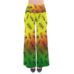 Insect Pattern Pants