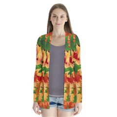 Autumn Leaves Cardigans