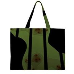 Fractal Prison Large Tote Bag