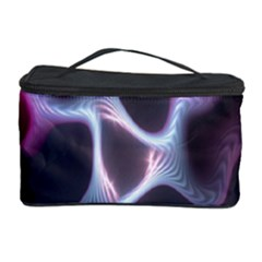 Colorful Fractal Background Cosmetic Storage Case