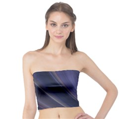 Purple Fractal Tube Top