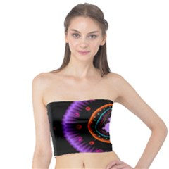Hypocloid Tube Top