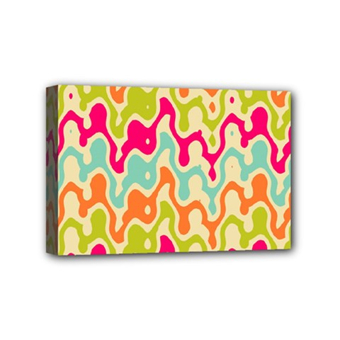 Abstract Pattern Colorful Wallpaper Mini Canvas 6  X 4