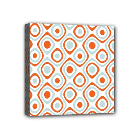 Pattern Background Abstract Mini Canvas 4  X 4