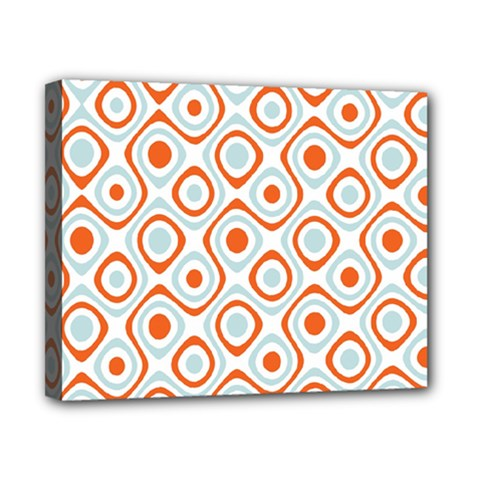 Pattern Background Abstract Canvas 10  x 8