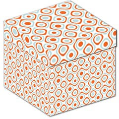 Pattern Background Abstract Storage Stool 12