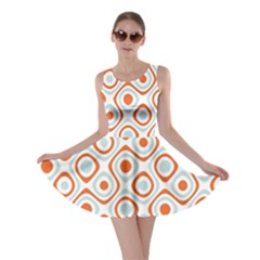 Pattern Background Abstract Skater Dress