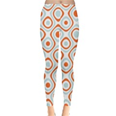 Pattern Background Abstract Leggings