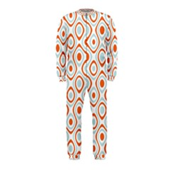 Pattern Background Abstract OnePiece Jumpsuit (Kids)