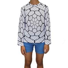 Grillage Kids  Long Sleeve Swimwear