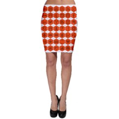 Icon Library Web Icons Internet Social Networks Bodycon Skirt