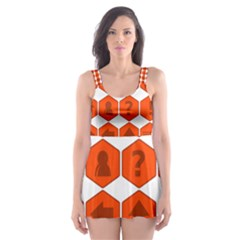 Icon Library Web Icons Internet Social Networks Skater Dress Swimsuit