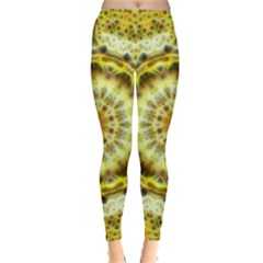 Fractal Flower Leggings