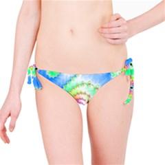 Decorative Fractal Spiral Bikini Bottom