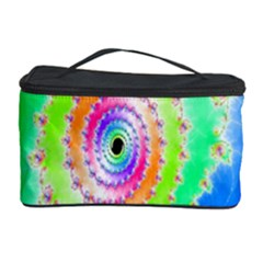 Decorative Fractal Spiral Cosmetic Storage Case