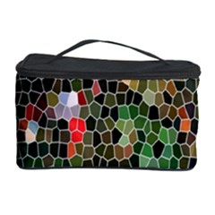 Colorful Abstract Background Cosmetic Storage Case