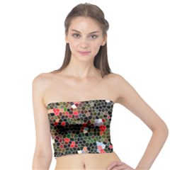 Colorful Abstract Background Tube Top