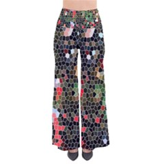 Colorful Abstract Background Pants