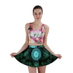 Grand Julian Fractal Mini Skirt