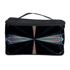 Fractal Rays Cosmetic Storage Case