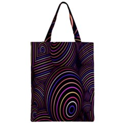 Abstract Colorful Spheres Classic Tote Bag