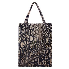 Wallpaper Texture Pattern Design Ornate Abstract Classic Tote Bag
