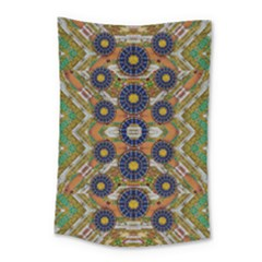 Fleur Flower Porcelaine In Calm Small Tapestry