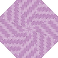 Purple pattern Straight Umbrellas
