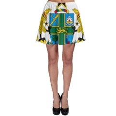 Coat of Arms of Ghana Skater Skirt