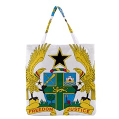Coat of Arms of Ghana Grocery Tote Bag