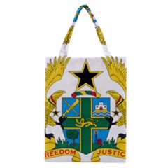 Coat of Arms of Ghana Classic Tote Bag