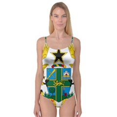 Coat of Arms of Ghana Camisole Leotard