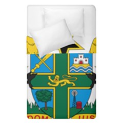 Coat of Arms of Ghana Duvet Cover Double Side (Single Size)