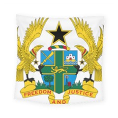 Coat of Arms of Ghana Square Tapestry (Small)