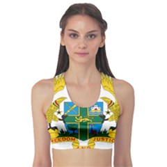 Coat of Arms of Ghana Sports Bra