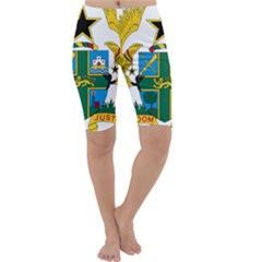 Coat of Arms of Ghana Cropped Leggings