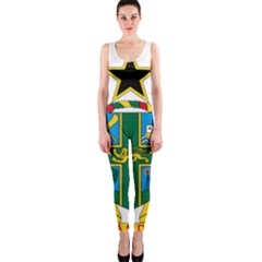 Coat of Arms of Ghana OnePiece Catsuit