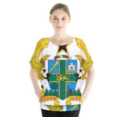 Coat of Arms of Ghana Blouse
