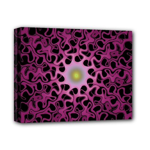 Cool Fractal Deluxe Canvas 14  x 11