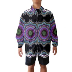 Fractal Lace Wind Breaker (Kids)